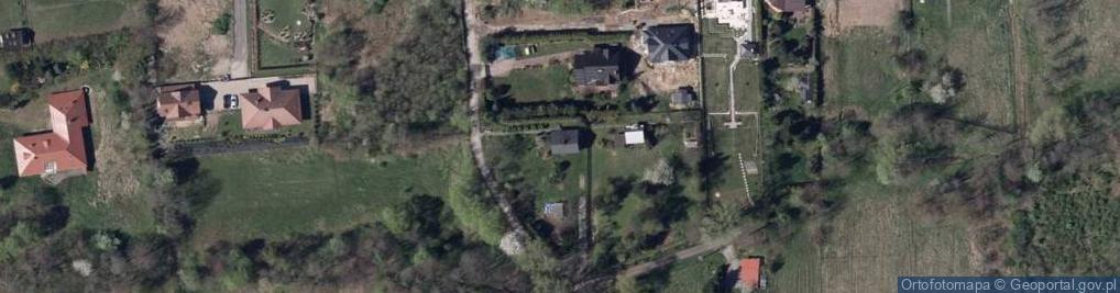 Zdjęcie satelitarne Babiego Lata ul.