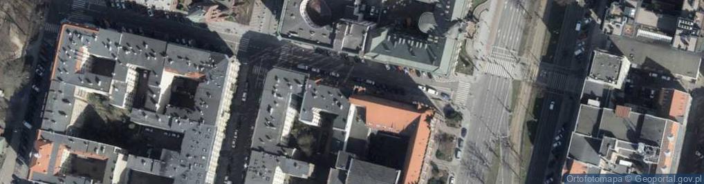 Zdjęcie satelitarne Bogurodzicy ul.