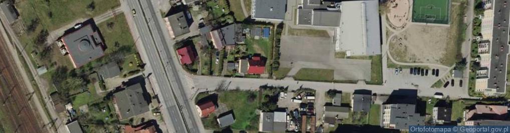 Zdjęcie satelitarne Ceynowy Floriana ul.