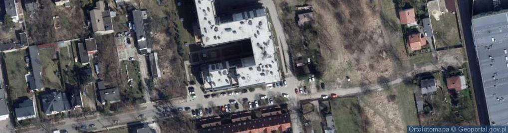 Zdjęcie satelitarne Częstochowska ul.