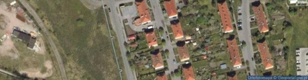 Zdjęcie satelitarne Dembińskiego ul.