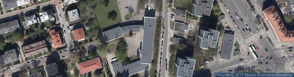 Zdjęcie satelitarne Dolna ul.