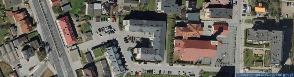 Zdjęcie satelitarne Fenikowskiego Franciszka ul.