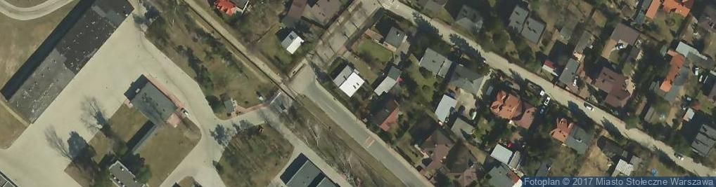 Zdjęcie satelitarne Gembarzewskiego Bronisława ul.
