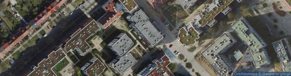 Zdjęcie satelitarne Hemara Mariana ul.