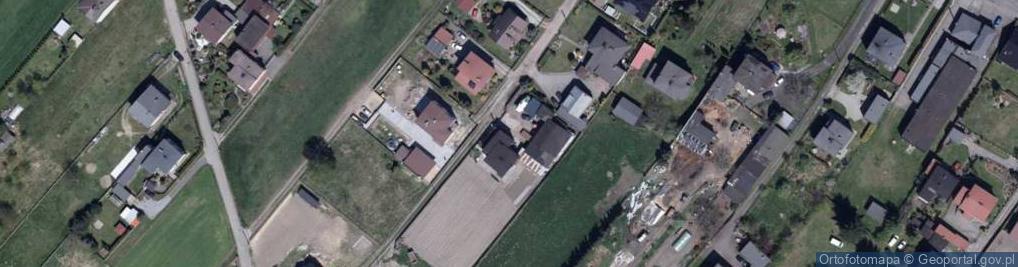 Zdjęcie satelitarne Klimka ul.