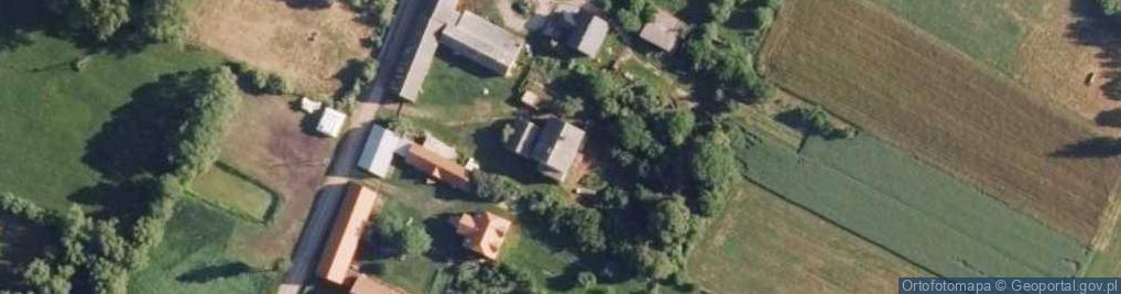 Zdjęcie satelitarne Konopki Tłuste ul.