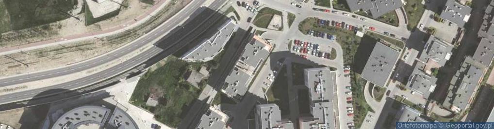 Zdjęcie satelitarne Konopczyńskiego Władysława, prof. ul.