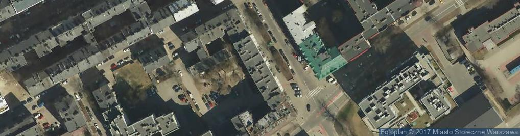 Zdjęcie satelitarne Konopacka ul.