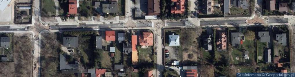 Zdjęcie satelitarne Mierzejowa ul.