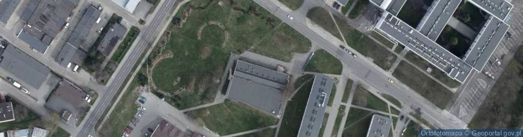 Zdjęcie satelitarne Mikołajczyka Stanisława ul.