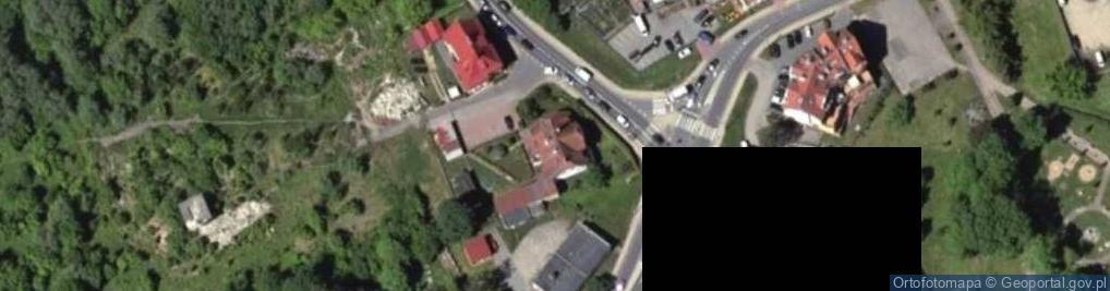 Zdjęcie satelitarne Mrongowiusza ul.