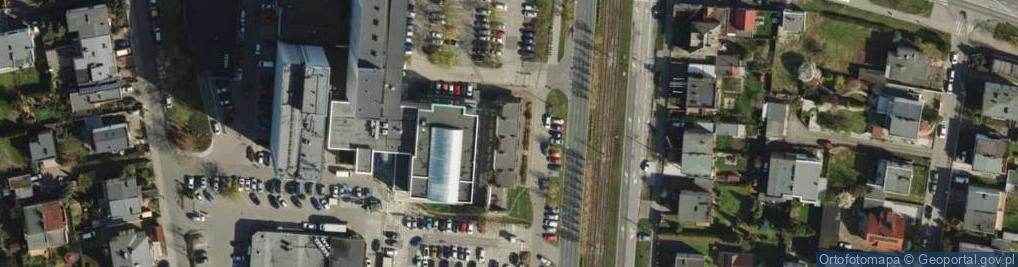 Zdjęcie satelitarne Murawa ul.