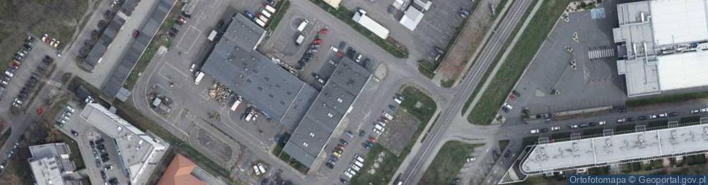 Zdjęcie satelitarne Oleska ul.