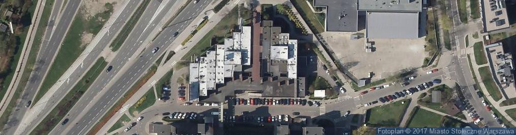 Zdjęcie satelitarne Ostrzycka ul.