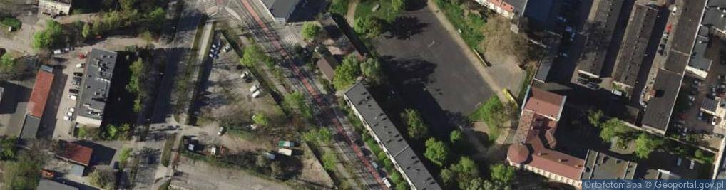 Zdjęcie satelitarne Plac Orląt Lwowskich pl.