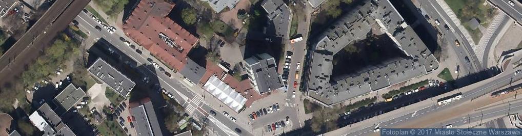 Zdjęcie satelitarne Potockiego Ignacego ul.