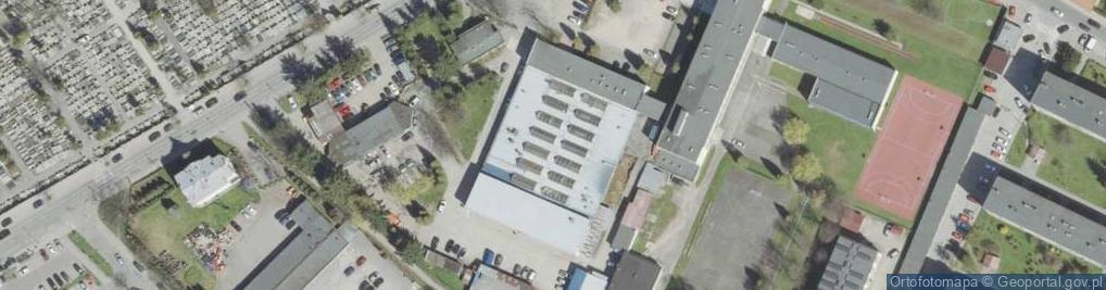 Zdjęcie satelitarne Rejtana Tadeusza ul.