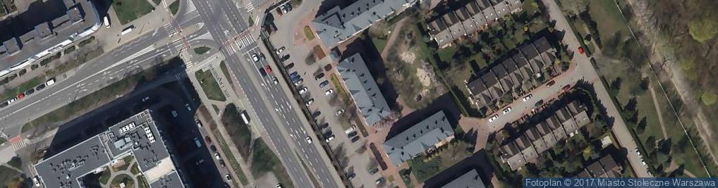 Zdjęcie satelitarne Rosoła Jana ul.