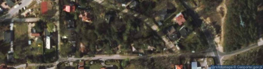 Zdjęcie satelitarne Soroki ul.