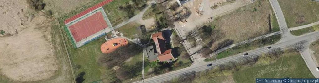 Zdjęcie satelitarne Stokłosy ul.