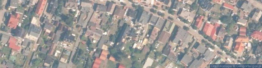 Zdjęcie satelitarne Sychty Bernarda, ks. dr. ul.