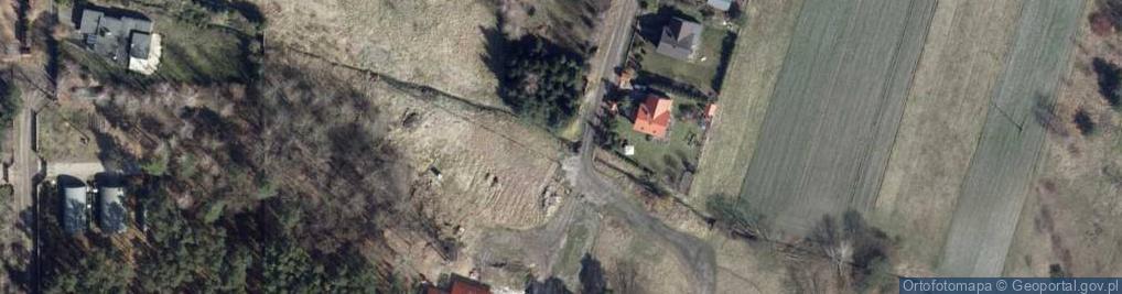 Zdjęcie satelitarne Wiatraczna ul.