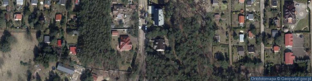 Zdjęcie satelitarne Wiklinowa ul.