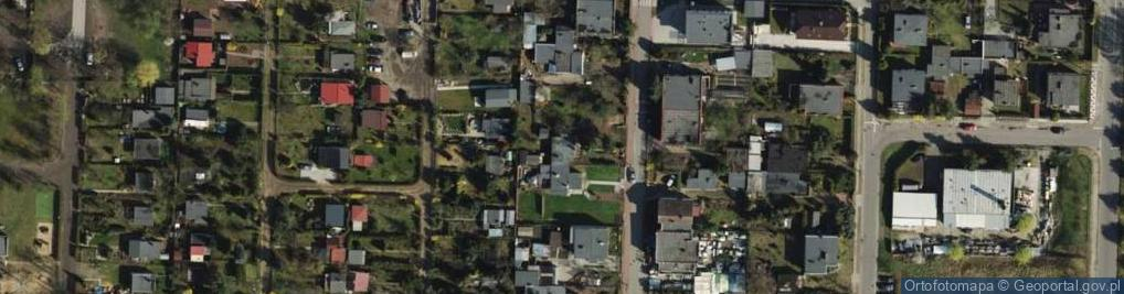 Zdjęcie satelitarne Wituchowska ul.