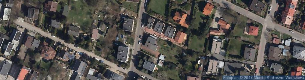 Zdjęcie satelitarne Wilczycka ul.