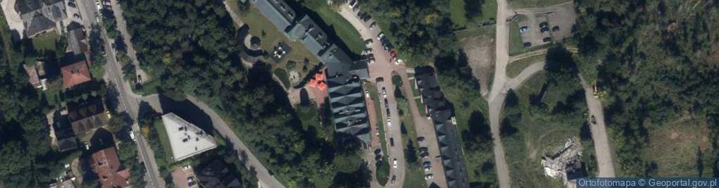 Zdjęcie satelitarne Wierchowa ul.