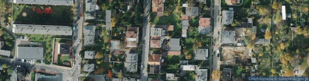 Zdjęcie satelitarne Wodzickiego ul.