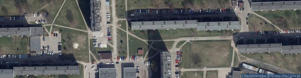 Zdjęcie satelitarne Wróblewskiego Walerego ul.