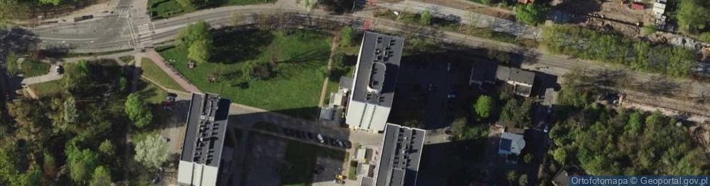 Zdjęcie satelitarne Wróblewskiego Zygmunta ul.