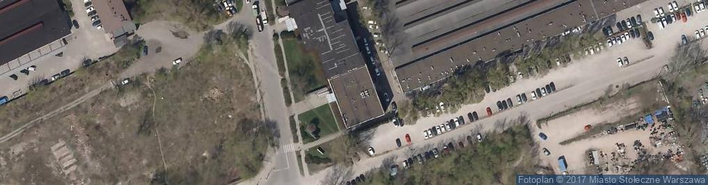 Zdjęcie satelitarne Żupnicza ul.