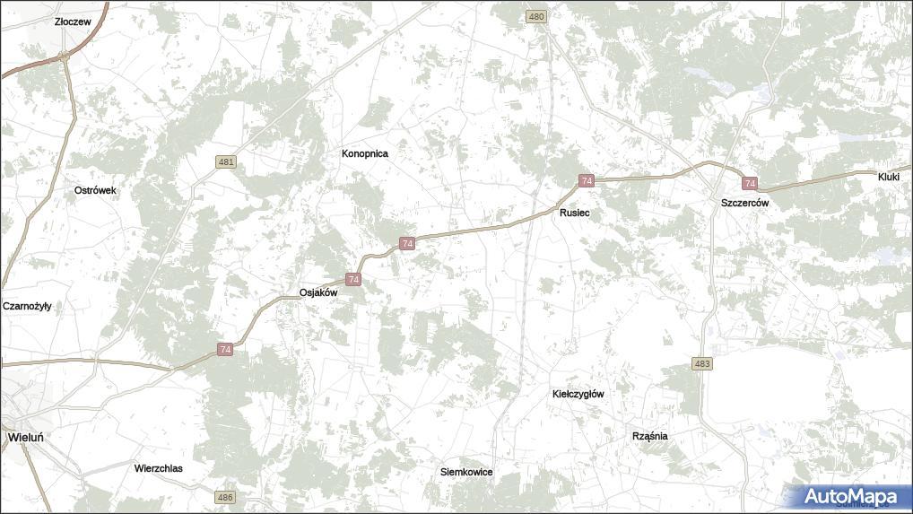 Mapa Annolesie Annolesie Na Mapie Targeo