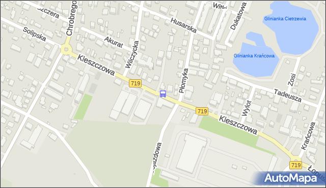 Przystanek DOJAZDOWA 02. ZTM Warszawa - Warszawa na mapie Targeo