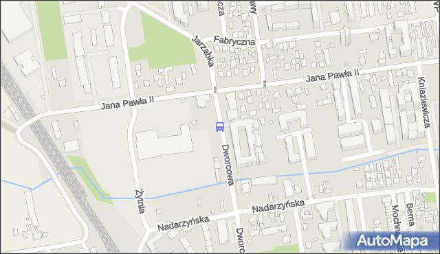 Przystanek JARZĄBKA 01. ZTM Warszawa - Warszawa na mapie Targeo