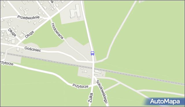 Przystanek Wielgowo 11. ZDiTM Szczecin - Szczecin na mapie Targeo