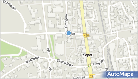 KFJ Projekty Rodzinne, 1 Maja 5, Sopot 81-807 - Administracja mieszkaniowa, numer telefonu