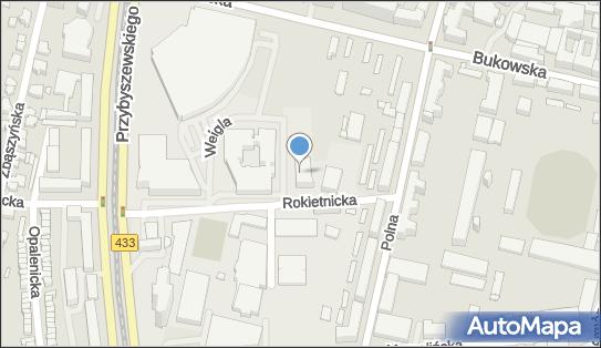Dom Studencki ASPIRYNKA, Rokietnicka 6, Poznań 60-806 - Akademik, Bursa, numer telefonu