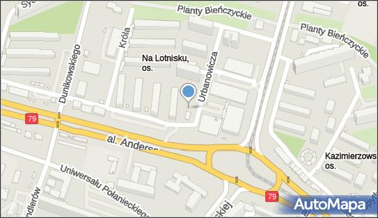 Słoneczna, os. Na Lotnisku 5, Kraków - Apteka, godziny otwarcia, numer telefonu