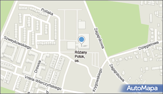 Pływalnia UAM, Strażewicza 21, Poznań 61-601 - Basen, numer telefonu