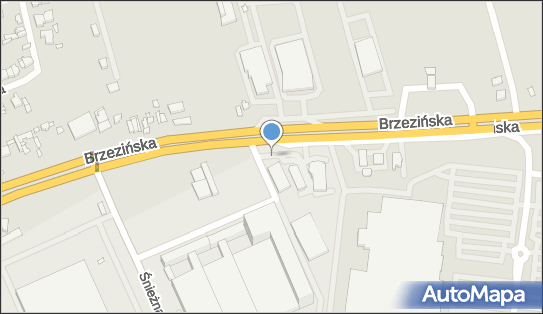 Fabryka Mebli BODZIO, Brzezińska 19, Łódź 92-103 - BODZIO - Sklep, numer telefonu