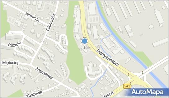 BP, Partyzantów 102, Bielsko-Biała 43-300, godziny otwarcia, numer telefonu