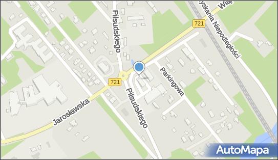ABUD Market Budowlany, marsz. Józefa Piłsudskiego 25, Józefów 05-420 - Budowlany - Sklep, Hurtownia, numer telefonu