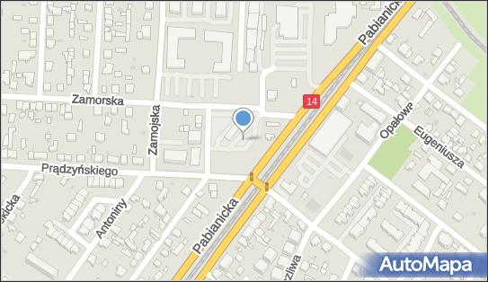 Circle K, 93-478 Łódź, ul. Prądzyńskiego 1-3 - Circle K - Stacja paliw, godziny otwarcia, numer telefonu