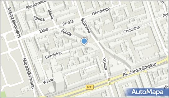 Fryzjer, Chmielna 21 lokal 2, Warszawa - Fryzjer