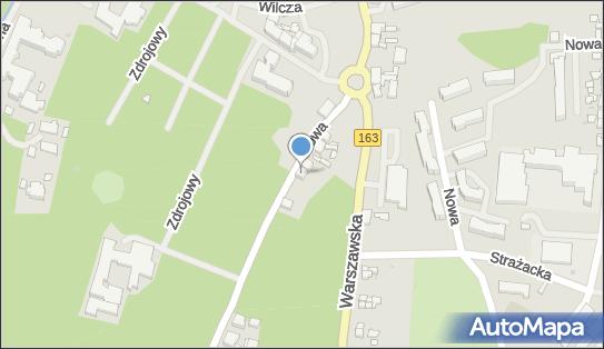 Zakład Lecznictwa Uzdrowiskowego Podhale, Połczyn-Zdrój - Hotel, numer telefonu