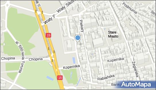 Usługi Przewodnickie, Fosa Staromiejska 6, Toruń - Inne, godziny otwarcia, numer telefonu